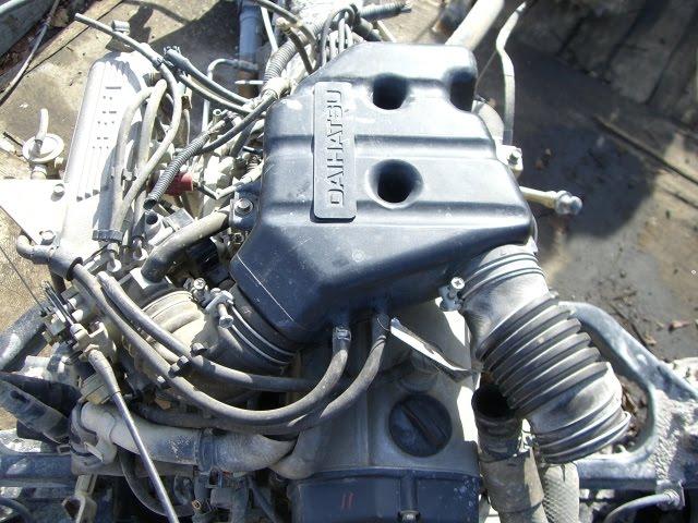 Japanese Used Engine And Spare Part Hd Daihatsu Used