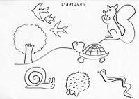 Recite e lavoretti per bambini della scuola dell 39 infanzia for Immagini di animali che vanno in letargo