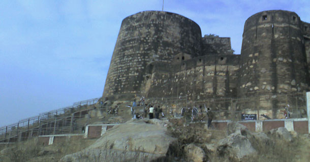 Jhansi Ka Kila