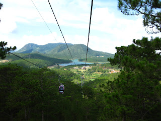 Cablecar Descending