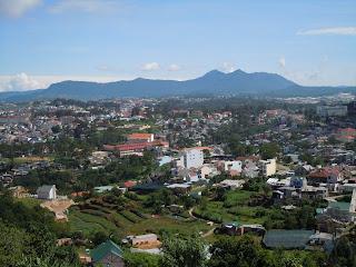 Downtown Dalat