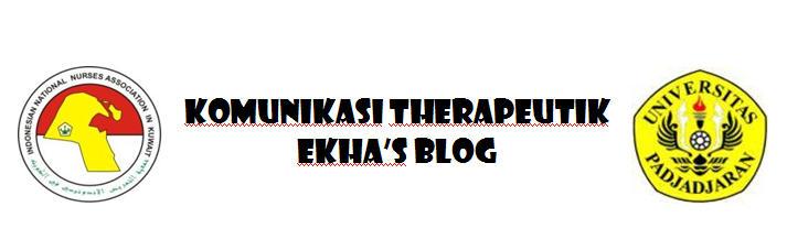FIK - UNPAD EKHA'S BLOG KOMUNIKASI THERAPLEUTIK