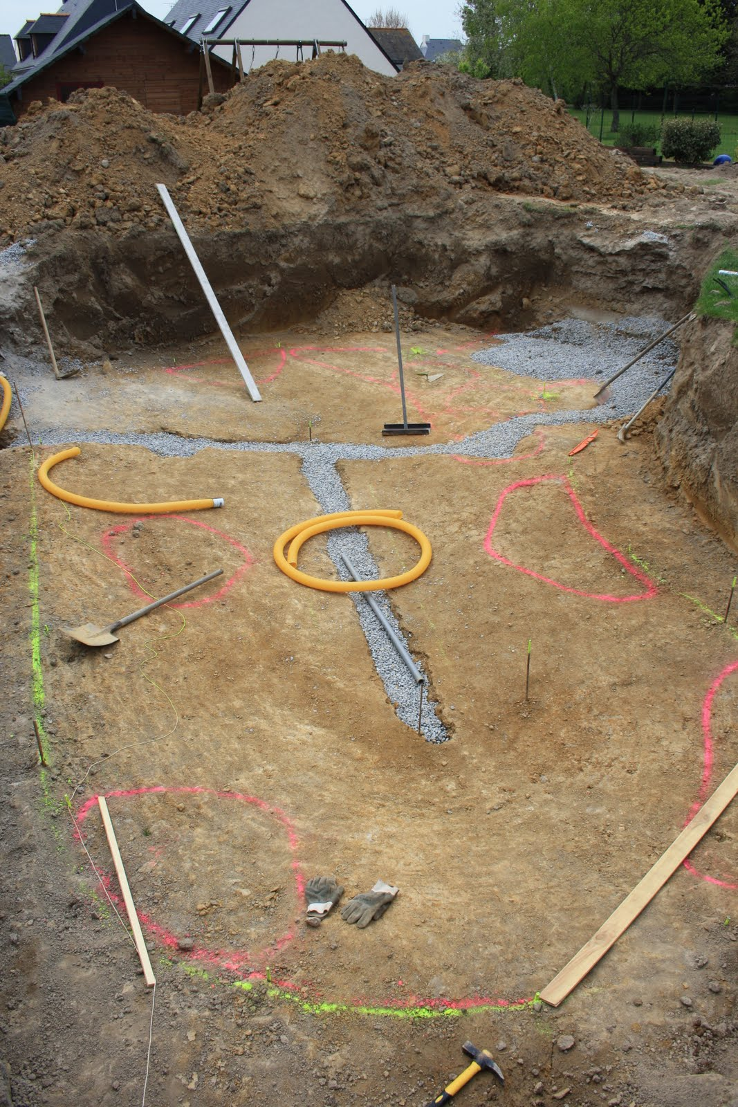 Waterair madeleine 8 realisation du trou for Technique pour creuser puit