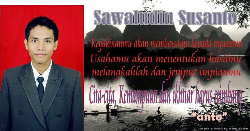 Sawaludin Susanto