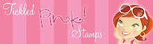 Tickeld Pink Stamps