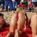 Bunda Sarada na Praia
