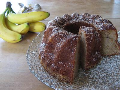 Buderim Ginger Cake Recipe