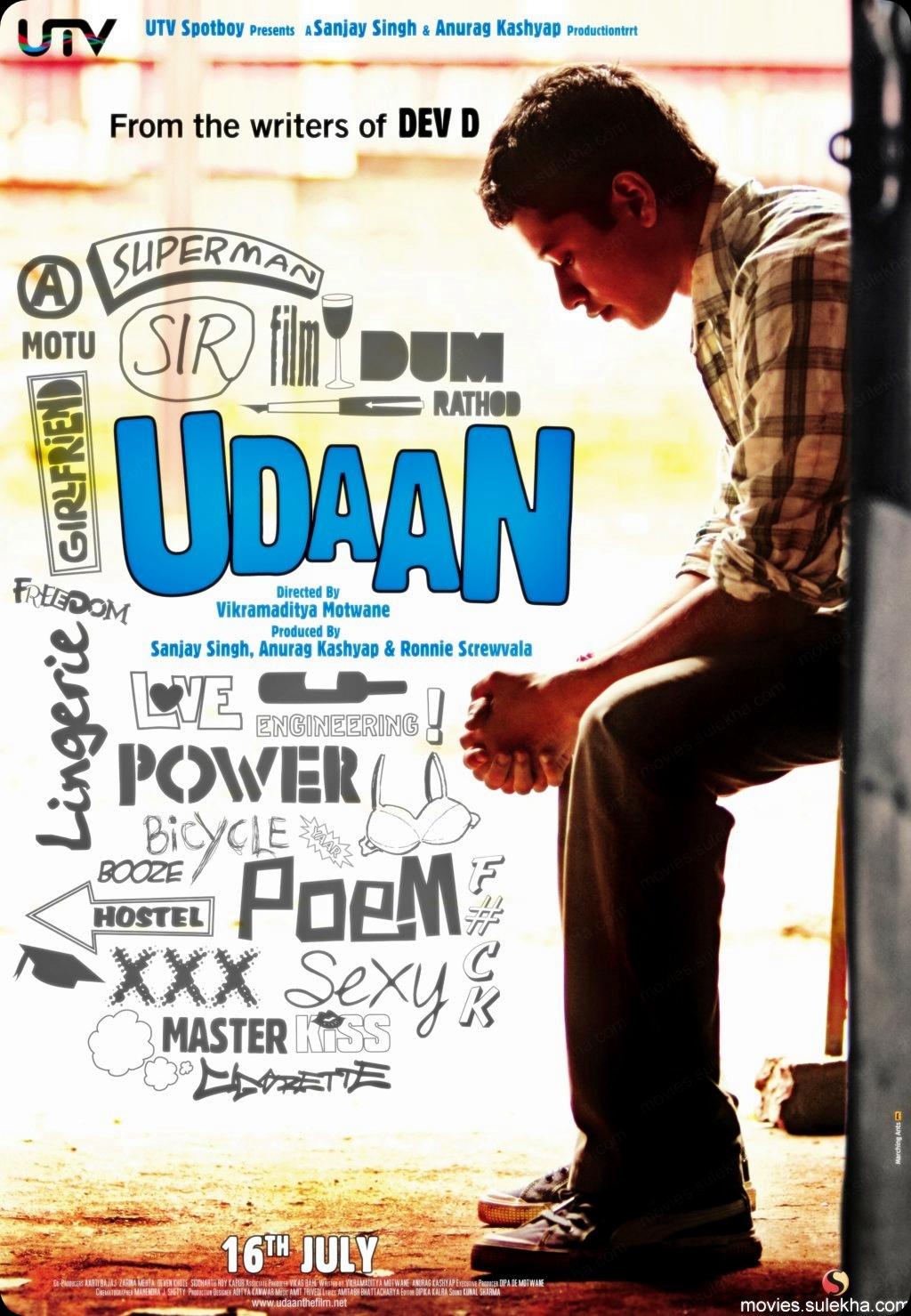 Cinema Indiano  Udaan  2010