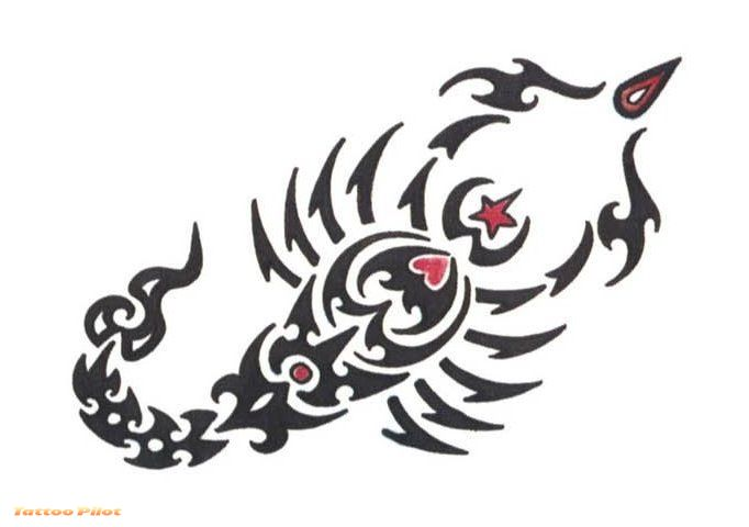 Scorpio Tattoo Designs are meant for the intriguing and the bold.