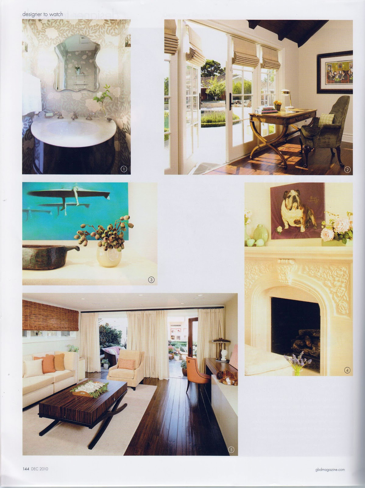 Los Angeles Interior Design Firms