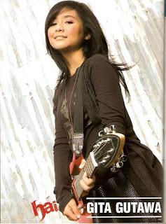 gita gutawa foto gambar seksi artis cantik indonesia photo gallery