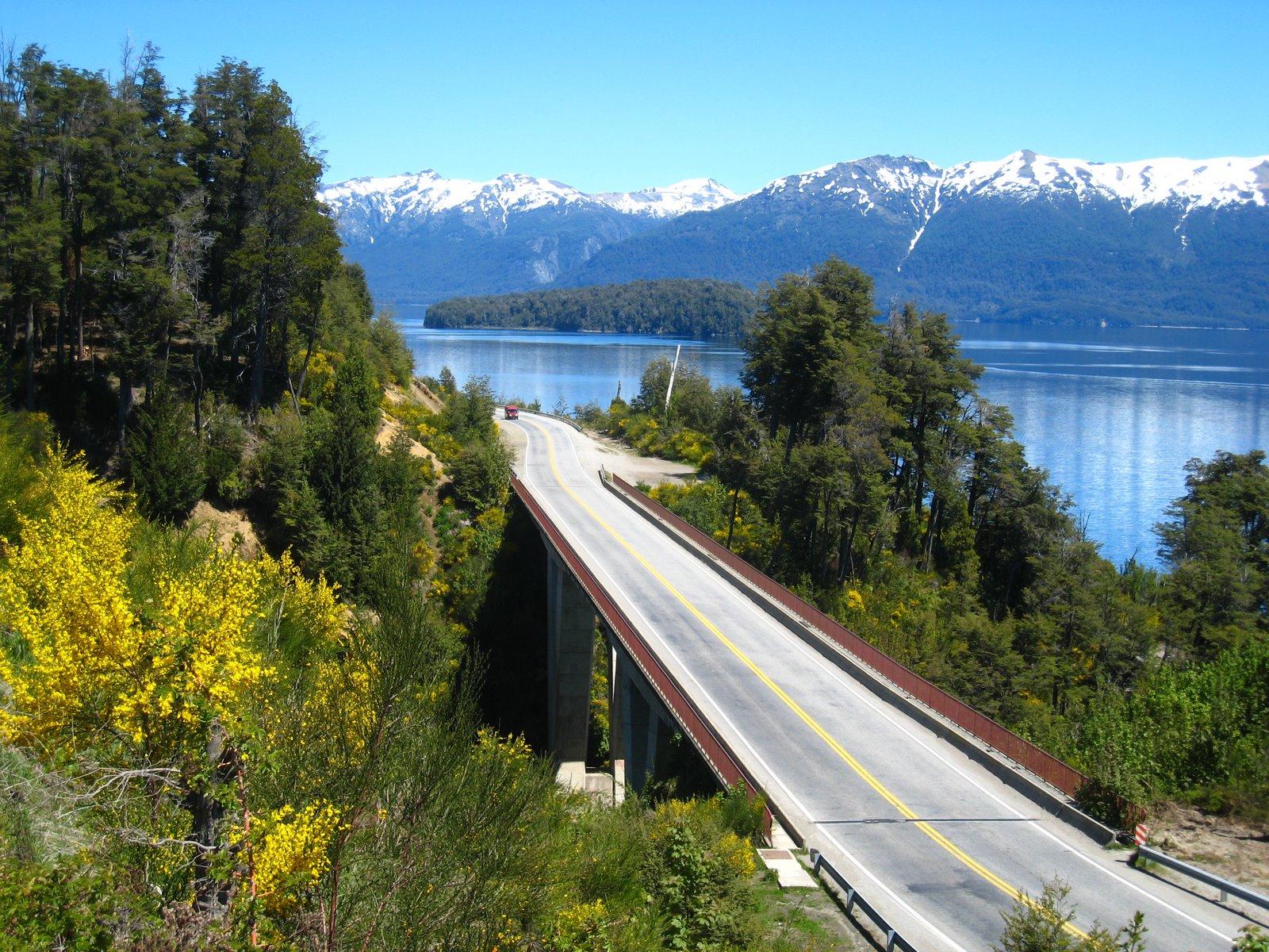 Circuito Grande Bariloche : Bariloche tours a la patagonia argentina trekking sky canotaje