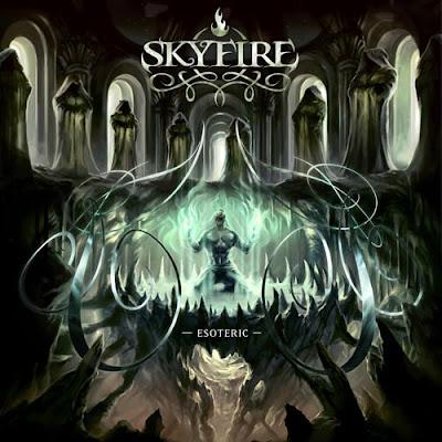 Skyfire - Esoteric. (2009) Skyfire+-+Cover