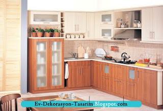 2011 Modern Mutfak Dolabi Modelleri-Modern mutfak tasarımı