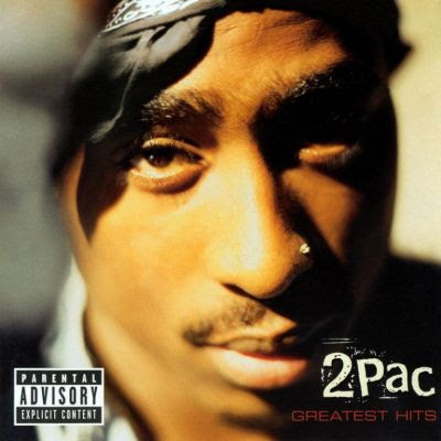 images of 2pac. hits album for late 2pac,