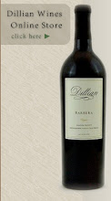 Dillian Wines - Plymouth California
