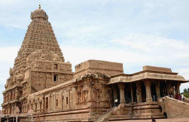 Millennium milestone for Thanjavur temple