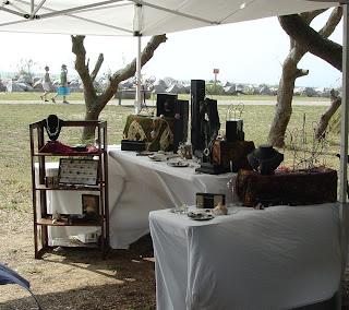 Shore Debris Craft Show Booth Display