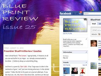Blueprint blog 1st week of two feedback for Blueprint online