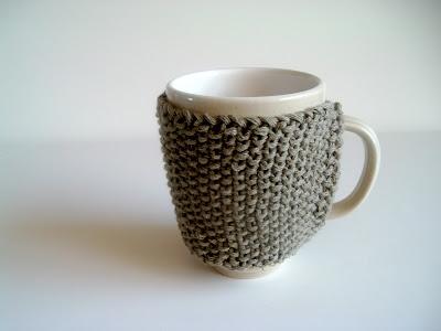 Coffee Mug Cozy Knitting Pattern Free Knitting Patterns