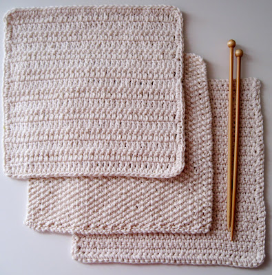 Crochet Patterns Using Cotton Yarn : KNITTING PATTERN COTTON DISH CLOTH 1000 Free Patterns