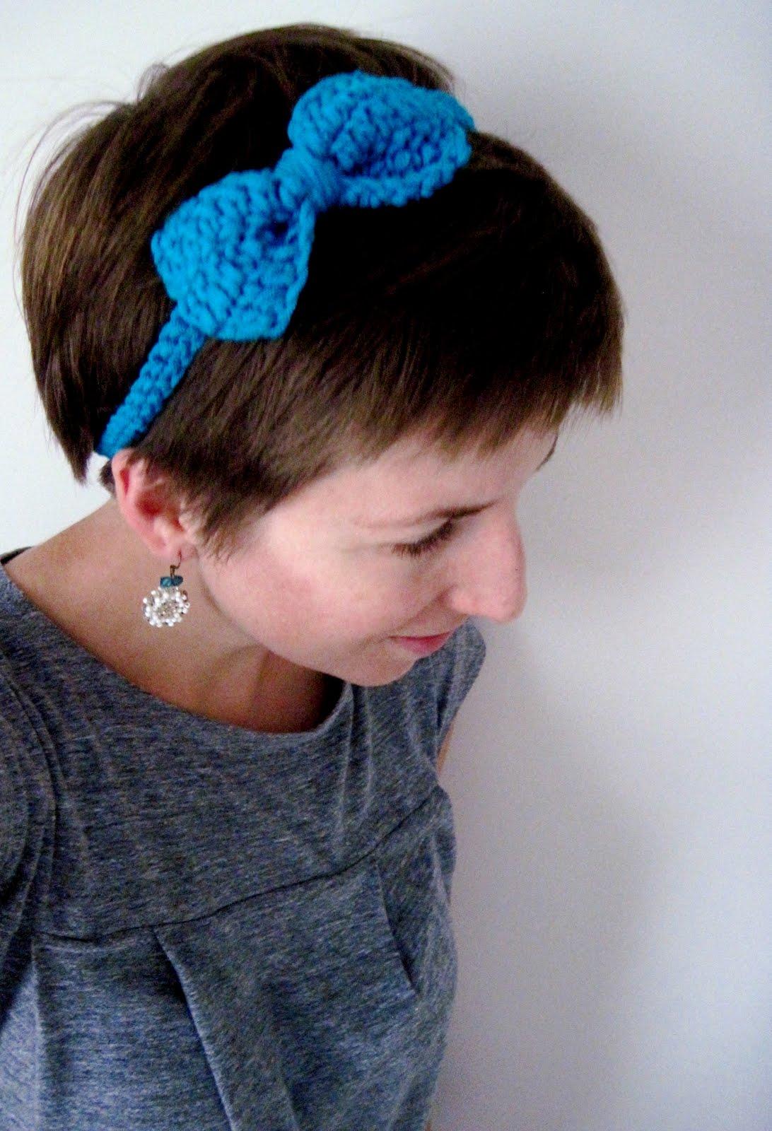 25 Crochet Headbands + Photos - Page 2