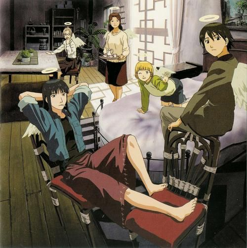 Iniciativa Global: Anime review: Haibane Renmei