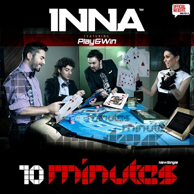 Noul single INNA - 10 minutes