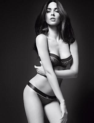 Megan Fox – Emporio Armani Underwear