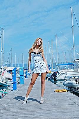 Poze filmari videoclip Andreea Balan - Trippin'