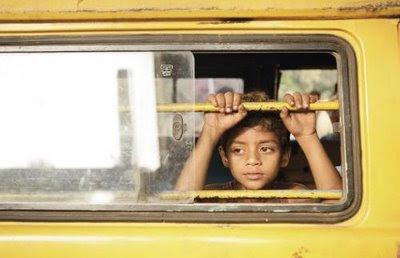 Slumdog Millionaire kids