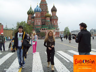 Elena Gheorghe la Eurovision 2009