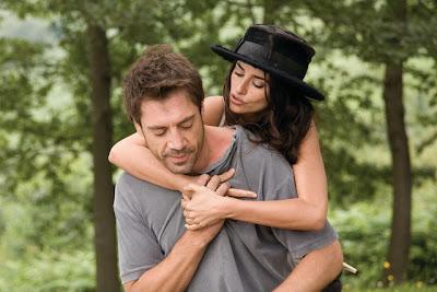 Penelope Cruz si Javier Bardem logoditi