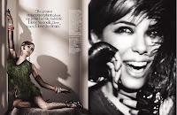 Eva Longoria in Harper's Bazaar