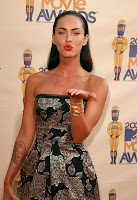 Megan Fox la MTV Movie Awards 2009