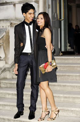 Dev Patel and Freida Pinto - a hot couple