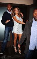 Beyonce upskirt