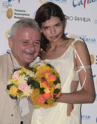 Irinel Columbeanu si Monica Columbeanu