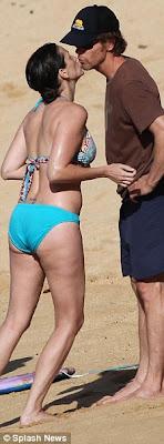 Vedete in bikini : Julia Roberts