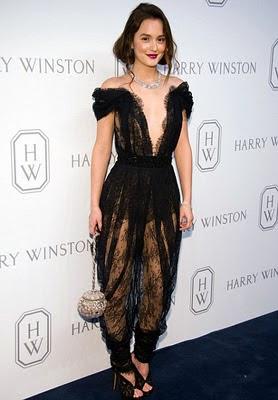 Bad fashion : Leighton Meester