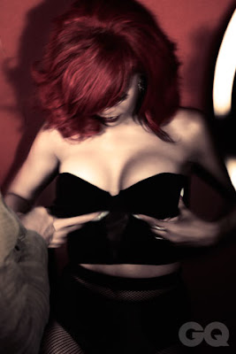 Rihanna GQ UK
