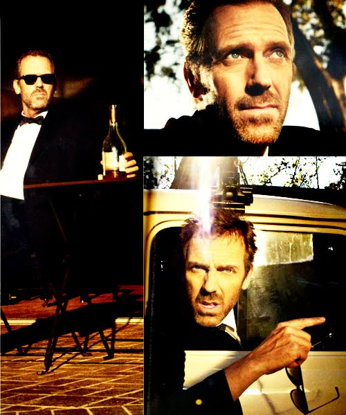 Hugh Laurie GQ Franta