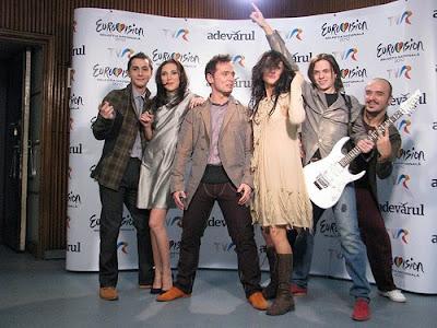 Eurovision 2011 : Romania in a doua Semifinala