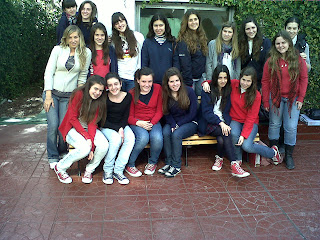 Coro De Jóvenes Del Colegio Lincoln La Plata, Pcia. Bs. As