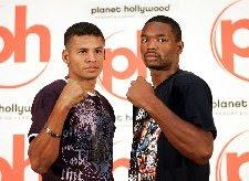 Torres vs Holt combates boxeo