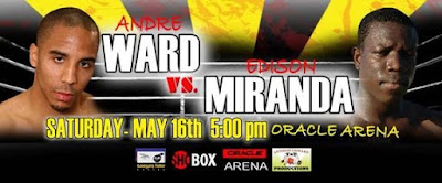 Edison Miranda vs Andre Ward