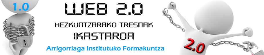Web 2.0 Ikastaroa