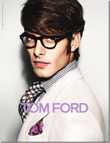 tom ford ads in magazines. glam of Tom Ford and stars