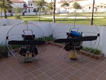 Motor solo 210 y Corsair M21Y