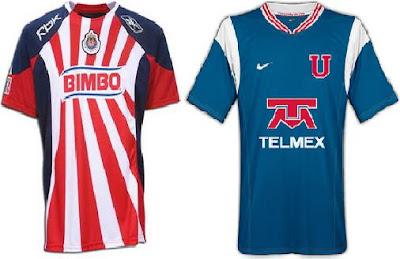 Chivas vs U de Chile